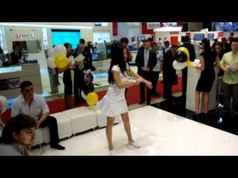 Интерактивные танцы - улёт