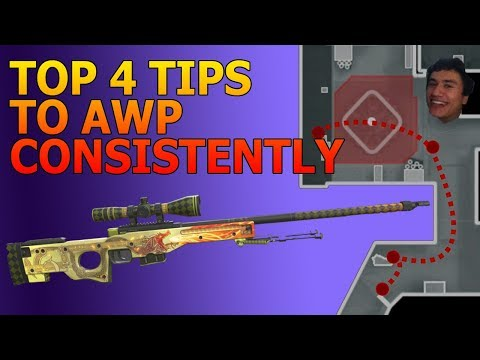 TOP 4 TIPS TO AWP CONSISTENTLY