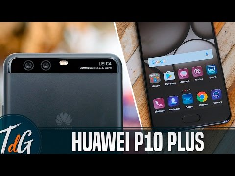 Huawei P10 Plus, review en español