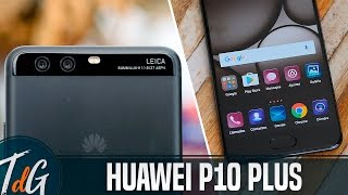 Huawei P10 Plus, review en español