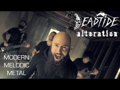 DEADTIDE - Alteration [Melodic Death Metal 2018] [OFFICIAL VIDEO]