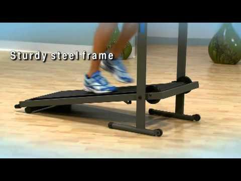 Stamina InMotion T900 Manual Treadmill 45-0900 V1.mp4