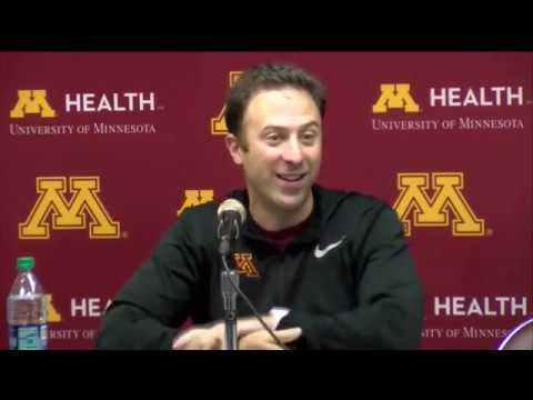 Press Conference: Richard Pitino Media Day