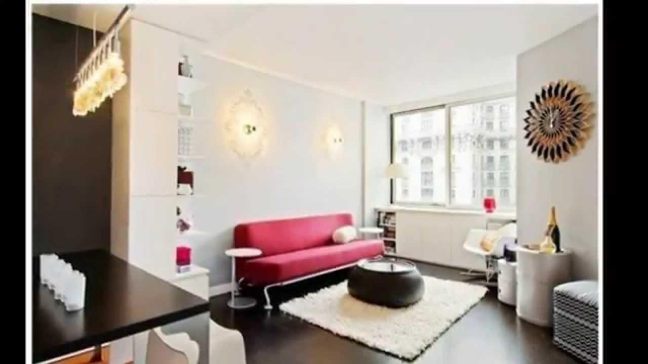 Дизайн квартиры студии 45 кв.м