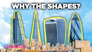 The Real Reason London's Skyscrapers Are Oddly Shaped - Cheddar Explains