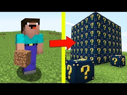 НУБ ПРОТИВ ЛАКИ БЛОКОВ В МАЙНКРАФТ 8 ! Мультик Майнкрафт Minecraft - Видео из Майнкрафт (Minecraft)