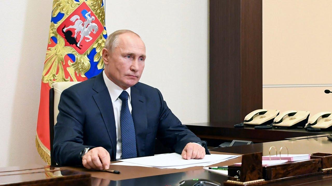 Совещание Владимира Путина по экономическим вопросам. Полная версия