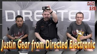 Justin Gear from Directed Electronic is our guest   Car Audio Talk 120