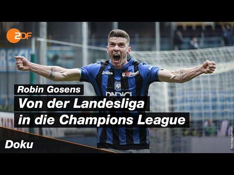 Robin Gosens - Die Doku: Der Shootingstar von Atalanta Bergamo | SPORTreportage - ZDF