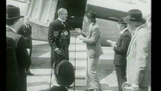 Peter Cook & John Cleese - Peace in our time