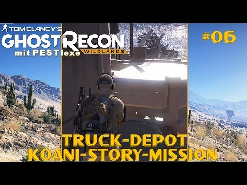 [GER] Das Truck-Depot- Koani 06 - Ghost Recon Wildlands