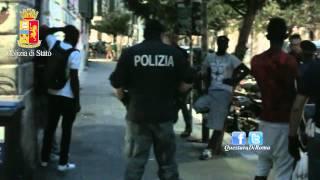 Roma. Operazione della Polizia di Stato. 4 arresti e 40Kg di droga sequestrati