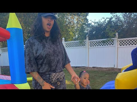Warms My Heart: Alexis Skyy Shares Video of Her Daughter New Hairstyle