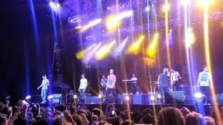 The Wanted Live in Malaysia 2012 (Concert)