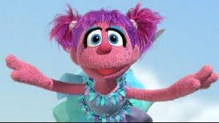 Sesame Street Abby Flying School Playset Abby Cadabby Teaches Peppa Pig