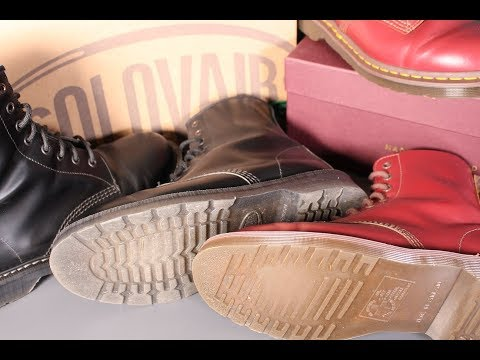DR MARTENS Vs SOLOVAIR: 2 Months On, how are they wearing?