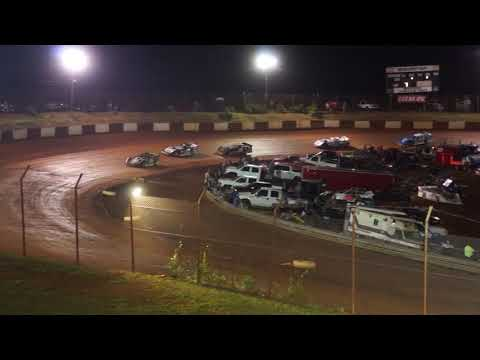 Rome Speedway 7-23-18 shaeffer's oil southern nationals slm feature event