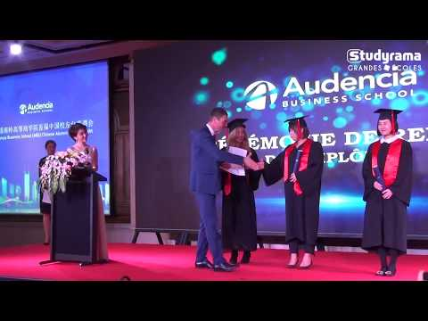 Quelle stratégie pour Audencia a Shenzhen ?
