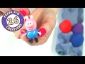 Peppa Pig Creations 26 - Play Doh Surprise! (new 2017)