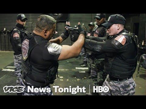 Detroit Police Watchmen & ISIS Sri Lanka Attack: VICE News Tonight Full Episode (HBO)