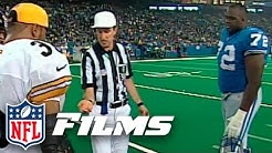 #4 Luckett's Coin Toss Fail   Top 10 Thanksgiving Day Moments   NFL Films