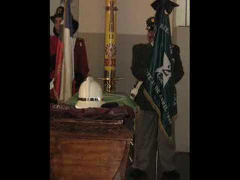 Homenaje Comandante Sergio Lemus Olea Bomberos Tal...