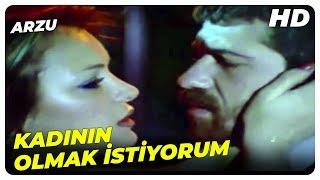 Arzu Türk Filmi - Arzu, Halili Yatak Odasına Çekiyor  Arzu Okay Eski Türk Filmi