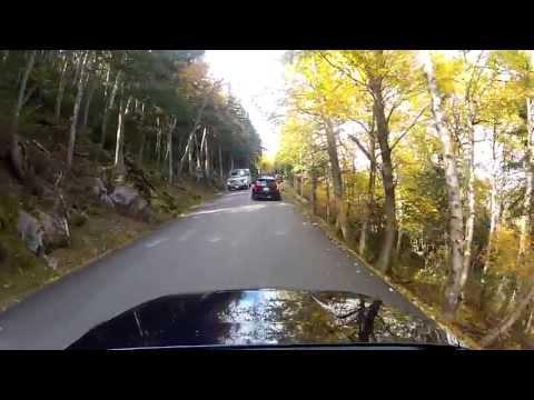 Mount Washington Auto Road Fall 2013
