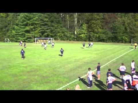 Asheville School Soccer Highlights 10-11-12