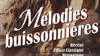 HERBLIN L'Enchanteur et Guillaume WILMOT (harmonica / Piano) - Mélodies Buissonnières (medley)