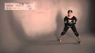How to Play Roller Derby 2011:  Stops