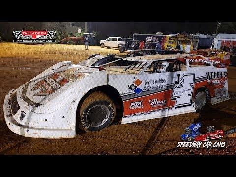 #J4 Colten Jackson - 602 Sportsman - 3-29-19 Talladega Short Track - In Car Camera