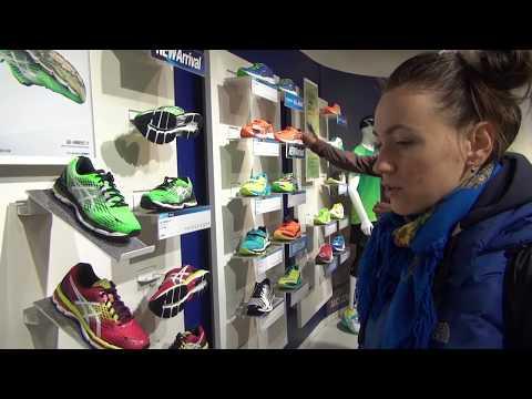 Япония! ASICS — лучшие в мире кроссовки