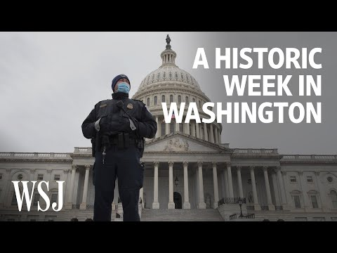 From Fraud Claims to a Capitol Riot: A Historic Week in Washington | WSJ
