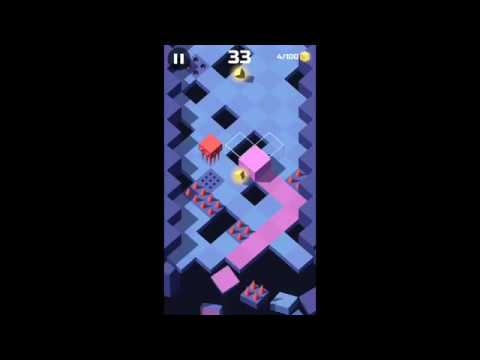 Adventure Cube (Android) - gameplay.