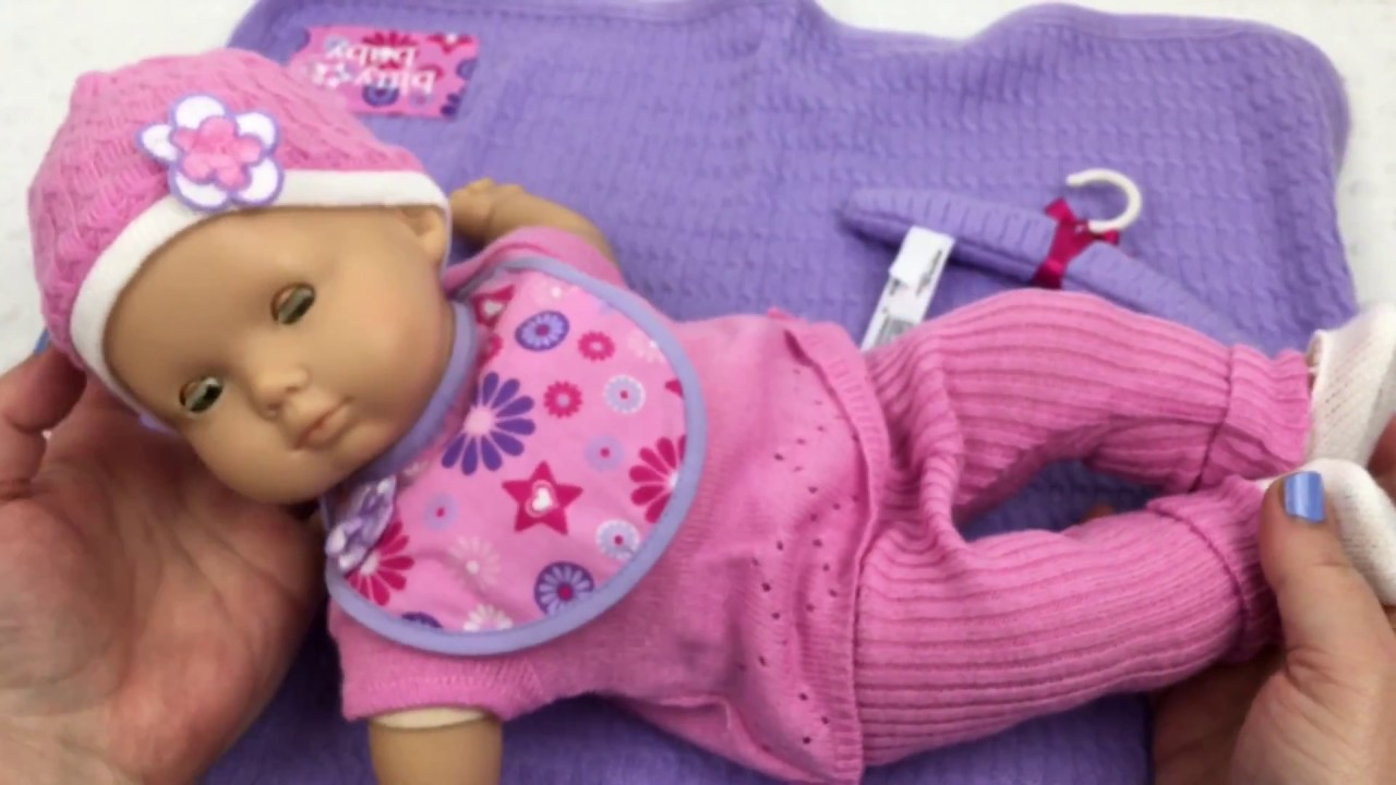 Bitty Baby Doll Autumn Changing into Welcome Home Bitty Set 2