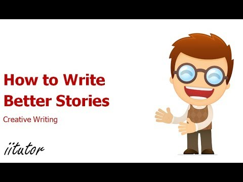 How to Prepare a Creative Writing Bit