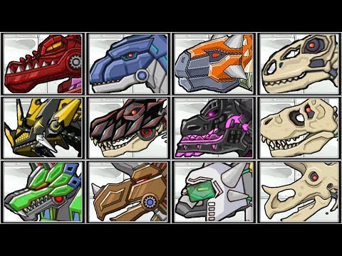 Dino Robot Corps | Full Game Play 1080 HD
