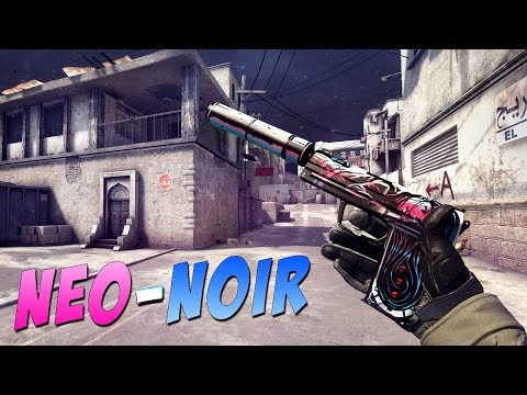 CS:GO - USP-S | Neo-Noir Gameplay streaming vf