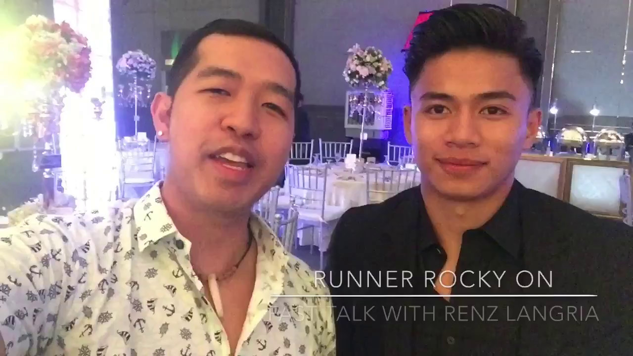 Fast Talk with Igorot Hottie's Renz Lou Lagria - His Choice Over Kathniel, Angel, & Liza Soberano! #1