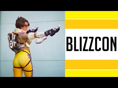 THIS IS BLIZZCON 2016 BLIZZARD COSPLAY MUSIC VIDEO VLOG RECAP DJI OSMO PHANTOM CANON G7X
