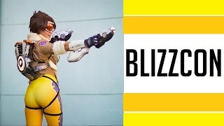 THIS IS BLIZZCON 2016 BLIZZARD COSPLAY MUSIC VIDEO VLOG RECAP DJI OSMO PHANTOM CANON G7X