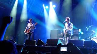 Noel Gallagher - (I Wanna Live In A Dream In My) Record Machine (Live at Belsonic 2012)