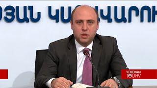 COVID 2019 Armenia հավելվածով հայտնաբերվել է 4 վարակակիր․ Բագրատ Բադալյան