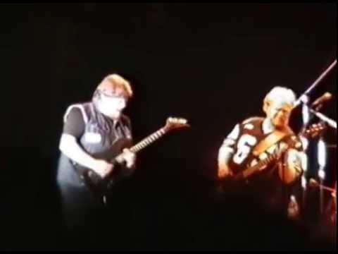 BTO Live at Molson Park Barrie Aug 7th 1988