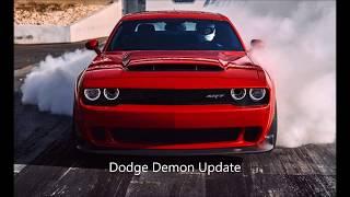 Dodge Demon 11 Second Quarter Mile SMH