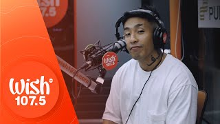 "JP Bacallan performs ""Panaginip"" LIVE on Wish 107.5 Bus"