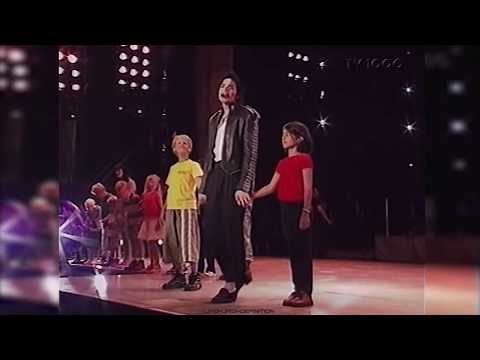 Michael Jackson - Heal The World - Live Gothenburg 1997 - HD