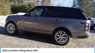 2020 Land Rover Range Rover LR0070