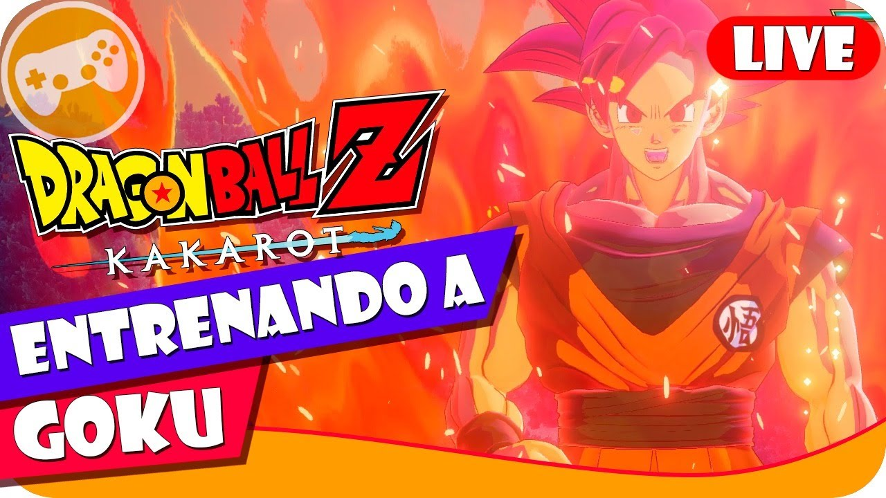 DRAGON BALL Z KAKAROT DLC 1| ENTRENANDO A GOKU + PELEA VS BEERUS | EpsilonGamex